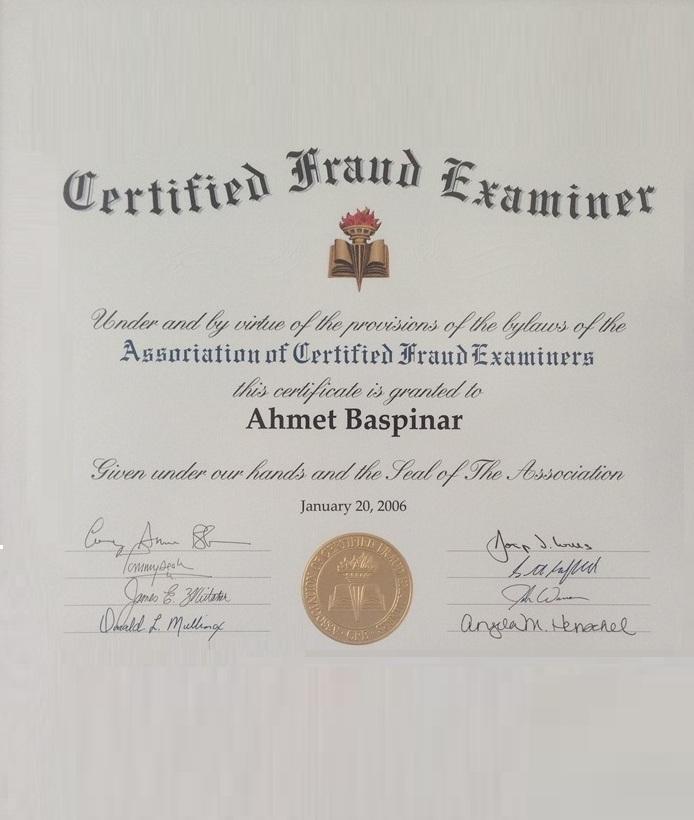 Sertifikalar – Yeminli Mali Müşavir Dr. Ahmet Başpınar ...
